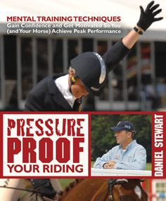 Great Tips for Overcoming the Fear of Failure from author of Pressure Proof Your Riding by Daniel Stewart. #thetwistedbit