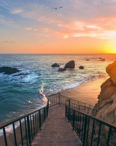 Laguna Beach, Morning Sunrise, Vacation Destinations, Vacation Ideas, Vacation Spots, Belle Photo, Beautiful Beaches, Beautiful Landscapes, Seaside
