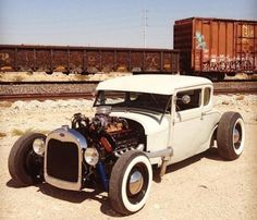 Photo Vintage Cars, Antique Cars, Cool Cars, Hot Rods, Classic Cars, Ford, Vehicles, Nest, Steel
