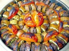 шеф-повар Одноклассники: Кебаб с баклажанами