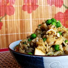Japanese food - Japanese Fried Rice
