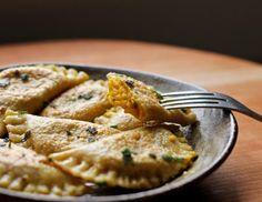 Pumpkin & Sage Ravioli by Reclaiming Provincial