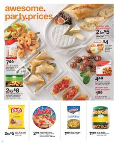 Target - Sale starts November 17, 2013 - November 23, 2013 November 23, Target, Appetizers, Fresh, Baking, Breakfast, Food, Bread Making, Breakfast Cafe