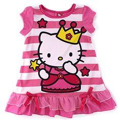 Princess Hello Kitty Girls Pink Nightgown Pajamas (10) Sanrio http://www.amazon.com/dp/B00SG4AK8E/ref=cm_sw_r_pi_dp_uOPYub1NQNQZS
