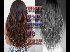 Σπαστά μαλλιά χωρίς θερμότητα / Wavy hair with no heat - YouTube No Heat, Wavy Hair, Long Hair Styles, Twitter, Youtube, Beauty, Hair Weaves, Wavey Hair, Long Hairstyle