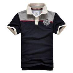 3ac2e1a24fd Hackett salet battle of the blues polo shirt 31 steelblue lauren shirts