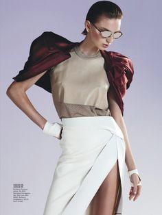 cool Vogue Austrália | Editorial de Moda Maio 2013 | Rosie Smith por Nicole Brentley
