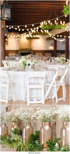 61 Ideas For Wedding Decorations Rustic Elegant Center Pieces Babies Breath Wedding Centerpieces, Wedding Table, Wedding Bouquets, Wedding Reception, Wedding Venues, Wedding Decorations, Table Decorations, Seaside Wedding, Wedding Ideas