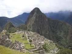 Matchu Pitchu, Perú