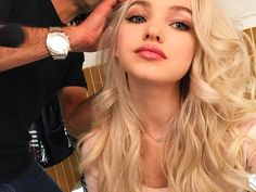 dovecameron: tune in to @fallontonight to see me get a lil competitive