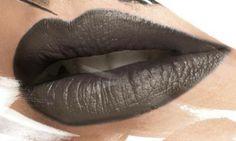 How To Wear Grey Lipstick   HelloBeautiful