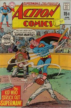 Action Comics #389  ®