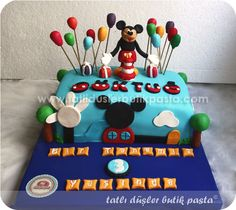 Mickey Mouse & Club House
