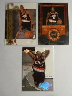 2003-2004 Travis Outlaw Rookie Card Lot RC Inspirations UD Legends Exclusives http://r.ebay.com/z2r3DU @eBay #nba #playoffs #basketball #sale