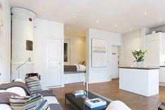 43 m² bien organizados