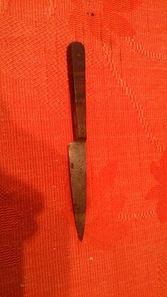 Beau couteau de cuisine 50 cts
