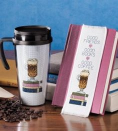 Coffee Cross Stitch Crafts