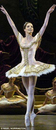 Darcy Bussell.