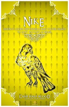 CHB Cabin Poster Nike by jimuelmaurer26.deviantart.com on @DeviantArt