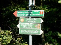Wandern, Joggen, Nordic Walking - in und um Neukirchen