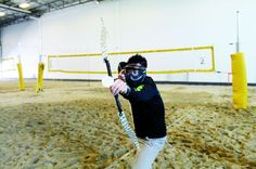 明声报(多伦多版) mingshengbao.com Archery Tag, 6 Packs, Indoor, News, Beach, Interior, The Beach, Six Pack Abs