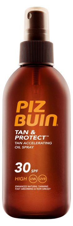 Tan & Protect Accelerating Oil Spray SPF30 150 ml