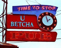 U Betcha Pub, Tacoma, Washington