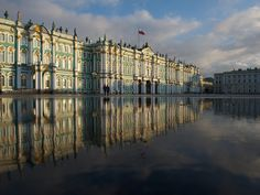 the winter palace st petersburg | Photo: The winter palace