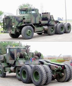 USED 1977 OSHKOSH M911 HEAVY DUTY TRUCKS [http://www.Getusedtrucks.com]