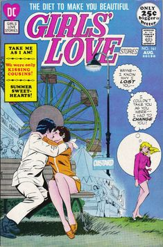 Cover for Girls' Love Stories (DC, 1949 series) #161