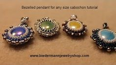 Make your own glass cabochons - YouTube