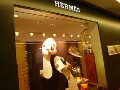 """""""Hermes"""" Narita Airport, Tokyo Japan"""