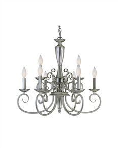 SavoyHouseLights | Spirit - Nine Light Chandelier