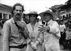 Werner Herzog - Claudia Cardinale - Klaus Kinski / Fitzcarraldo.