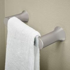 Genta Wall Mounted Towel Bar