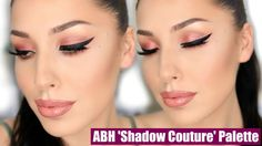'Intense Gaze' Eye Make Up | ABH Shadow Couture (World Traveler Palette)