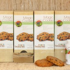 The Magic Cookie Diet | Biosanes Health & Nutrition | Healthy Eating Plan For Women