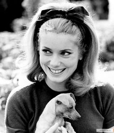 "Catherine Deneuve - ""Opportunities are often things you hadn't noticed the first time around."""