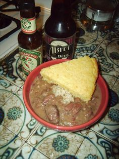 New Orleans Style Red Beans & Rice #recipe
