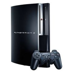 Sony PlayStation 3 60 GB Piano Black Console PS2 Backward Compatible PS3 CECHA01 0711719699651 | eBay
