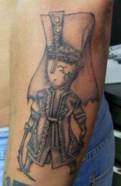 ottoman tattoo www.tattooandtattoo.com
