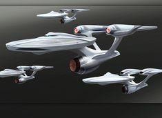 For all your hero and sci-fi related news! Uss Enterprise Ncc 1701, Star Trek Enterprise, Eaglemoss Star Trek, Star Trek Models, Star Trek News, Starfleet Ships, Star Trek Images, Star Trek Characters, Star Trek Starships