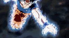 Ultra Instinct Goku v Jiren.