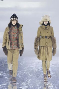 Male Fashion Trends: Moncler Grenoble Fall-Winter 2017 - New York Fashion Week