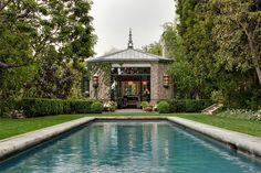 Split Oaks Farm Poolhouse - modern - pool - boston - LDa Architecture & Interiors
