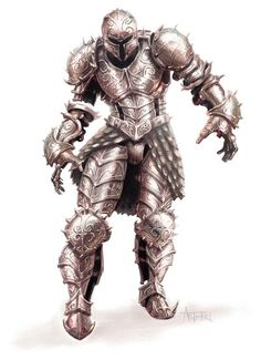 image Fantasy Warrior, Fantasy Rpg, Medieval Fantasy, Dark Fantasy, Dnd Characters, Fantasy Characters, Fantasy Character Design, Character Art, Zombies