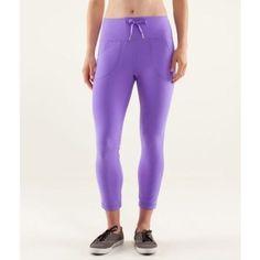 ddc41417628a2b 🆕Lululemon Skinny Will Power Purple High Waist 10 Brand new with tags  Lululemon