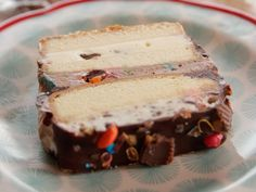 Ice Cream Layer Cake recipe from Ree Drummond via Food Network