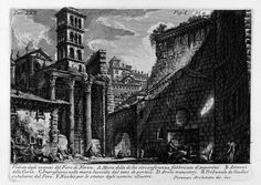 Overview of the Capitoline Lapides - Giovanni Battista Piranesi - WikiArt.org