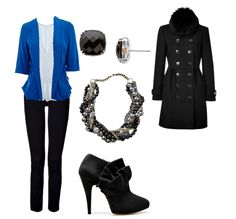 Winter office #outfit